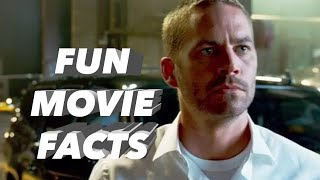 Furious 7: 7 Fun Facts About Paul Walker