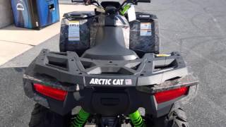 9. 2016 Arctic Cat Alterra 550 XT