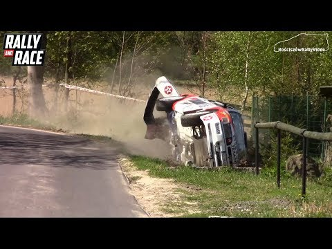48 Rajd Świdnicki Krause 2018 Action & Crash by RRV