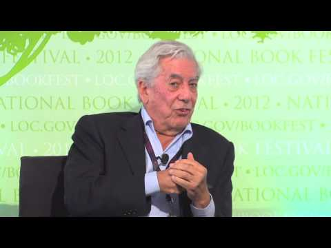 Vid�o de Mario Vargas Llosa