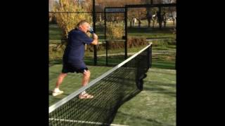 Le MANNEQUIN CHALLENGE à ALL IN PADEL SPORTS