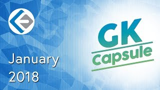 Video Endeavor GK Capsule | Current Affairs January 2018 MP3, 3GP, MP4, WEBM, AVI, FLV Desember 2018