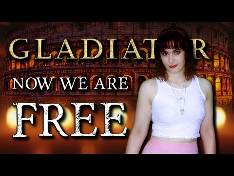 """Enya  """"Now We Are Free"""" Cover by Cat Rox"""