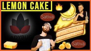 LEMON CAKE Strain Review by The Cannabis Connoisseur Connection 420