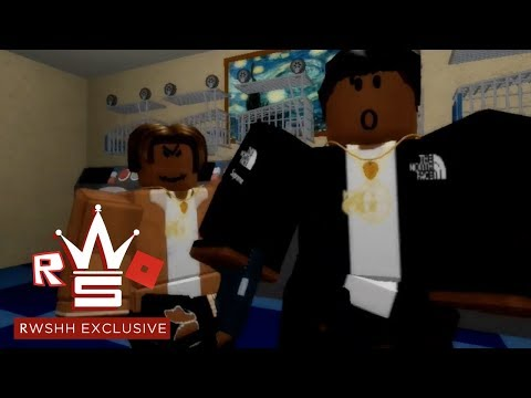 """22Gz """"Spin the Block"""" ft. Kodak Black (RWSHH Exclusive - Official Roblox Music Video)"""