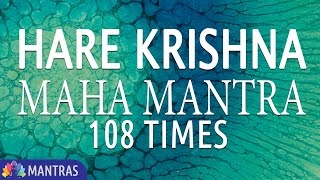 Video Hare Krishna - Maha Mantra   108 Times MP3, 3GP, MP4, WEBM, AVI, FLV Juni 2018