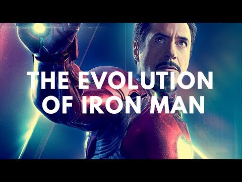 The Evolution of Iron Man in Movies  TV