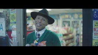 Video Pharrell Williams - Happy (12AM) MP3, 3GP, MP4, WEBM, AVI, FLV Juli 2018