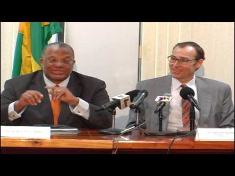 Jamaican government given thumbs up for meeting objectives of IMF program - The Owen James Report - February 25, 2015