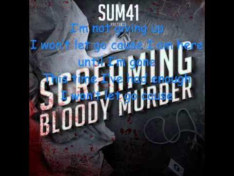 Tekst piosenki Sum 41 - Back Where I Belong po polsku