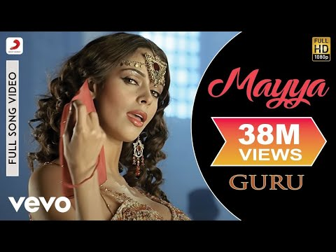 Video Mayya Mayya - Guru | Mallika Sherawat | Abhishek Bachchan download in MP3, 3GP, MP4, WEBM, AVI, FLV January 2017
