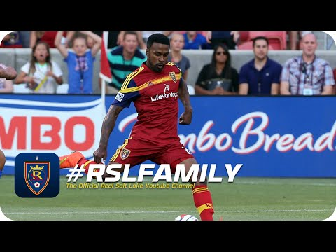 Video: Real Salt Lake vs New York Red Bulls, Postgame Reaction: Robbie Findley