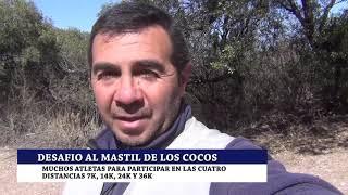BALANCE DEL SINIESTRO Y FORMA DE TRABAJO: INCENDIOS LA CUMBRE:  BOMBEROS DIERON UNA CONFERENCIA DE PRENSA