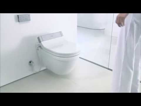 SensoWash shower toilet