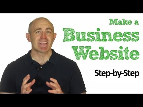 How to Make a Business Website | COMPLETE WordPress Tutorial to Create Your Own!