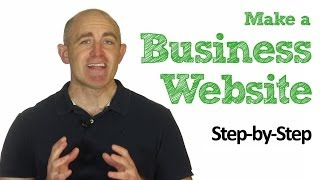 How To Make A Business Website