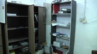 قوات الاحتلال تدمر محتويات لجنة زكاة طولكرم بالكامل فجر اليوم