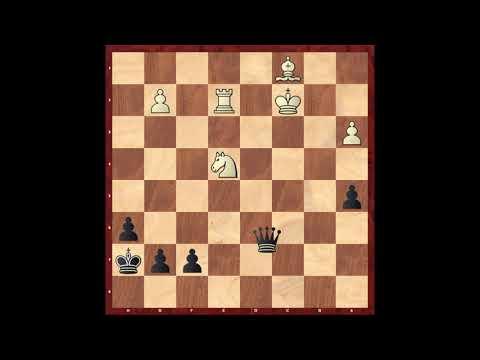Stockfish 8 vs Houdini 4 Pro (Game 1 - Amazing Sacrifices!)