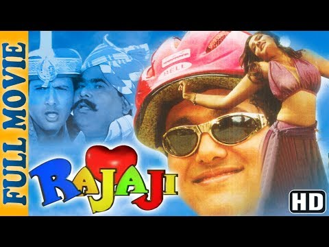 Rajaji (1999) (HD) - Full Movie - Superhit Comedy Film - Govinda - Raveena Tandon