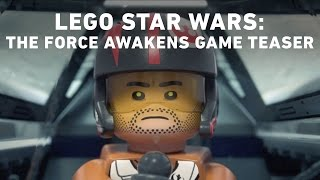 Видео LEGO STAR WARS: The Force Awakens