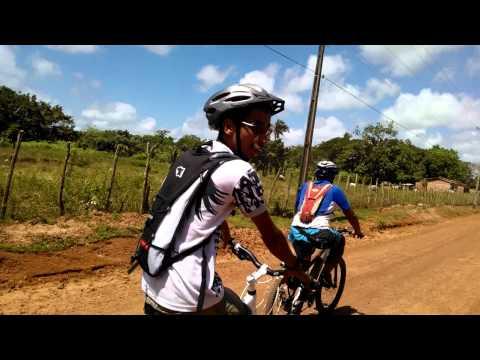 Trilha do Grupo Sport Bike na Cidade de Anajatuba Maranhão