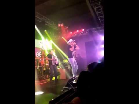 Loubet - Show  em Clevelândia PR 27/12/2015