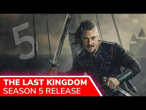 THE LAST KINGDOM Season 5 Expected not before Winter 2021 on Netflix | Is Aelswith alive?