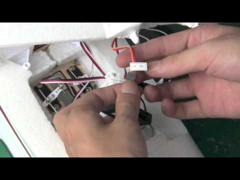 Радиоуправляемый самолет Pilotage Corvalis RTF, электро.