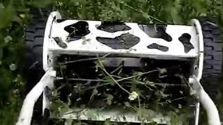 Skil механическая косилка    0721   02