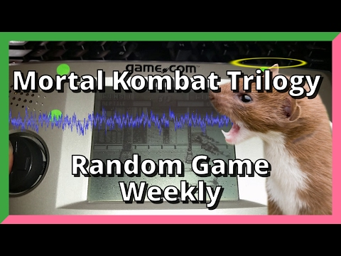 Mortal Kombat Trilogy (Tiger Game.com) — Bowdlerized — Random Game Weekly