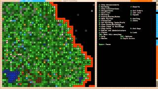 Dwarf Fortress For Dummies 2012: Part 2 - The First Steps