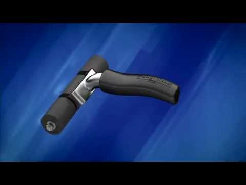 Personna Blades Carpet Seam Roller - The new ergonomic carpet seam roller from Personna Blades. 