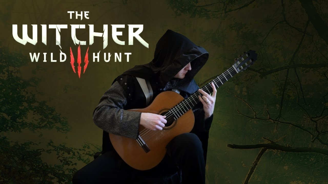 The Witcher 3: Wild Hunt – The Vagabond  (Acoustic Classical Guitar Fingerstyle Cover)