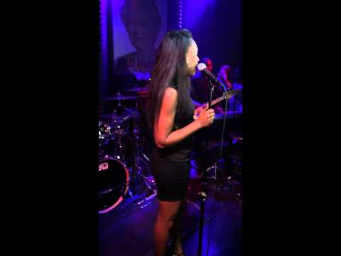 Candice Boyd Singing Say Yes By Floetry