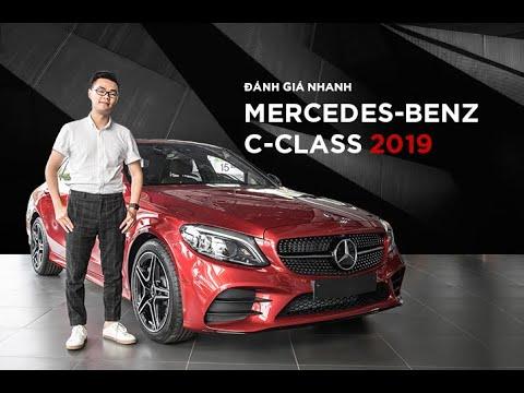 #64: Đánh giá nhanh Mercedes-Benz C-Class 2019: Đón đầu nhóm chủ xe Civic, Focus - Thời lượng: 13 phút.