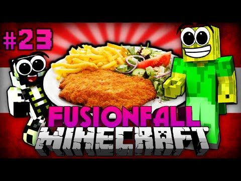 ÖSTERREICHER Folge XXL!! - Minecraft Fusionfall #023 [Deutsch/HD]