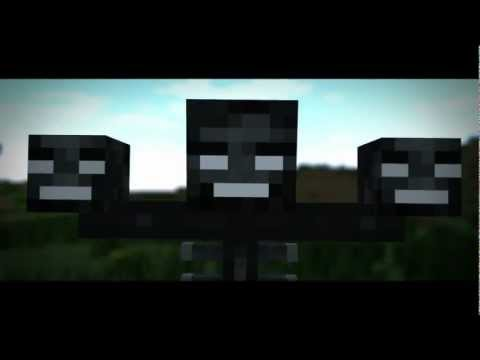 The Wither Is Born (Minecraft Animation)