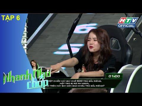 HTV NHANH NHƯ CHỚP | Quang Đại xứng danh soái ca đẹp trai thông minh | NNC #6 FULL | 12/5/2018 - Thời lượng: 57:17.