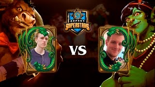 SuperJJ vs Xixo, game 1