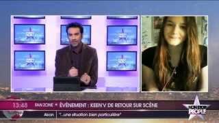 Keen'V : Ses Fans Prennent La Parole Sur Non Stop People.