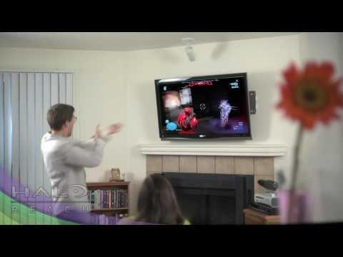 Xbox Kinect Halo Reach