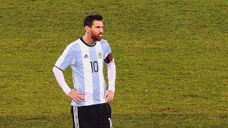 Lionel Messi Carrying Argentina National Team !!