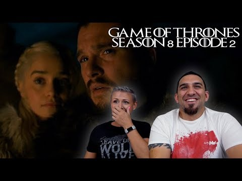 Game of Thrones Season 8 Episode 2 'A Knight of the Seven Kingdoms' REACTION!!