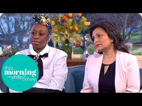 The Horror of Female Genital Mutilation | This Morning (видео)