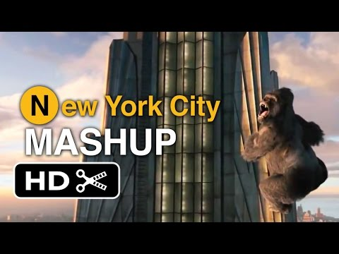 New York in the Movies - Movie Mashup HD thumbnail