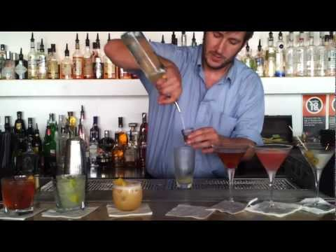 14 classic cocktails- The Cargo Way (The Keystone Group)