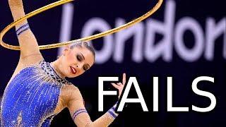 Olympic Fails London 2012 | Rhythmic Gymnastics Fails