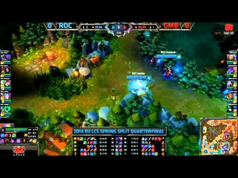 [GPL 2013 Mùa Hè] [Tuần 4] Saigon Jokers vs Azubu Taipei Assassins [09.06.2013]