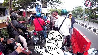 Video #Razia Polisi tidak pakai seragam | Motovlog indonesia MP3, 3GP, MP4, WEBM, AVI, FLV September 2018