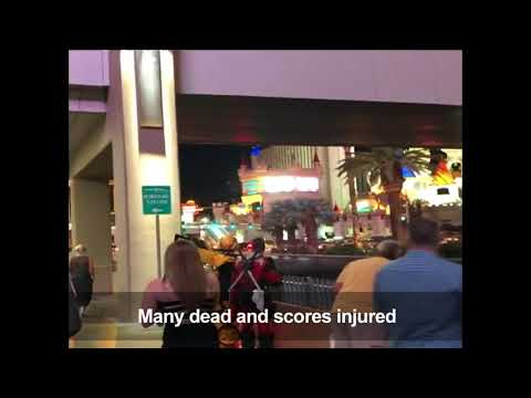 More than 20 dead in Las Vegas shooting: police